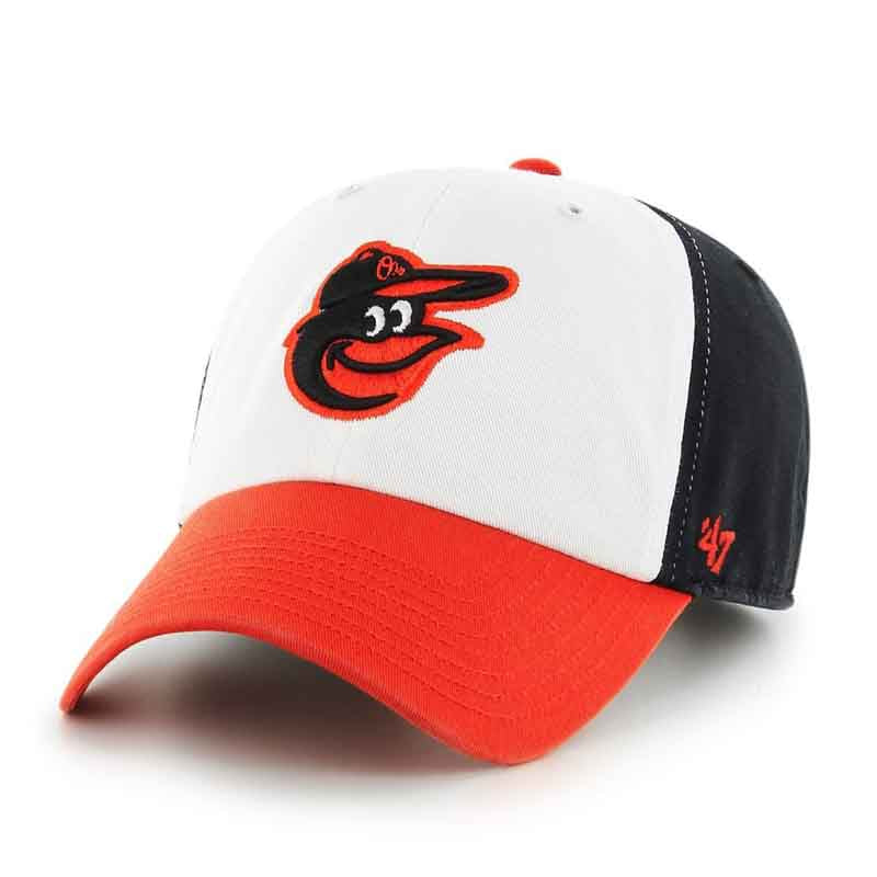 Baltimore Orioles '47 Clean Up Cap