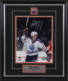 Paul Coffey Edmonton Oilers - Goal Celebration - Signed 11x14 Photo