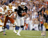 Marcus Allen Los Angeles Raiders Unsigned Rushing 16x20 Photo