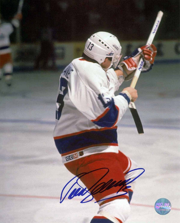 Teemu Selanne Winnipeg Jets Autographed 16x20 Photo