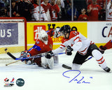 Jordan Eberle Team Canada Autographed 16x20 Photo