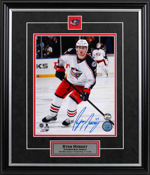 Ryan Murray Columbus Blue Jackets Autographed 11x14 Photo