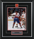 Tim Hunter Calgary Flames Autographed 11x14 Photo
