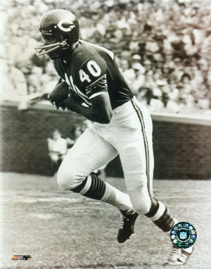 Gale Sayers Chicago Bears 8x10 Photograph