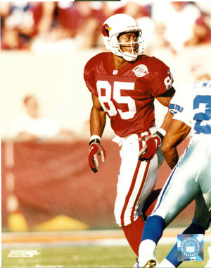 Rob Moore Arizona Cardinals 8x10 Photograph