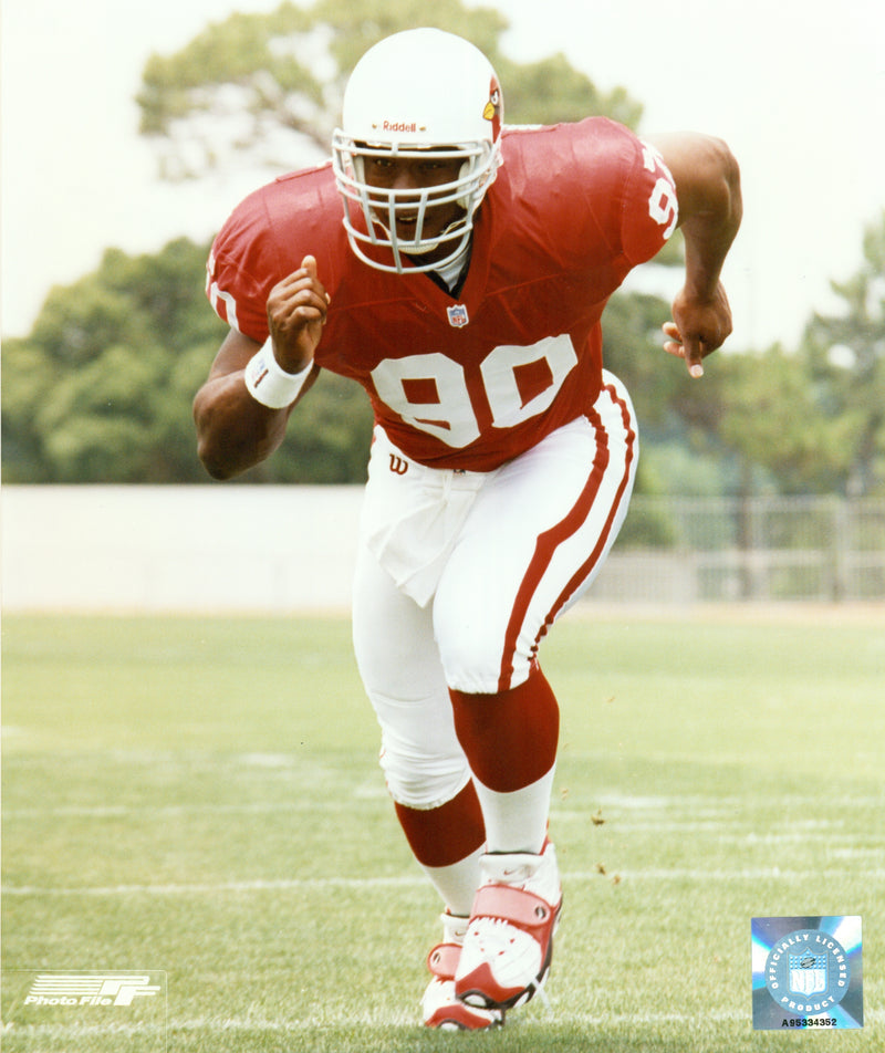 Andre Wadsworth Arizona Cardinals 8x10 Photograph
