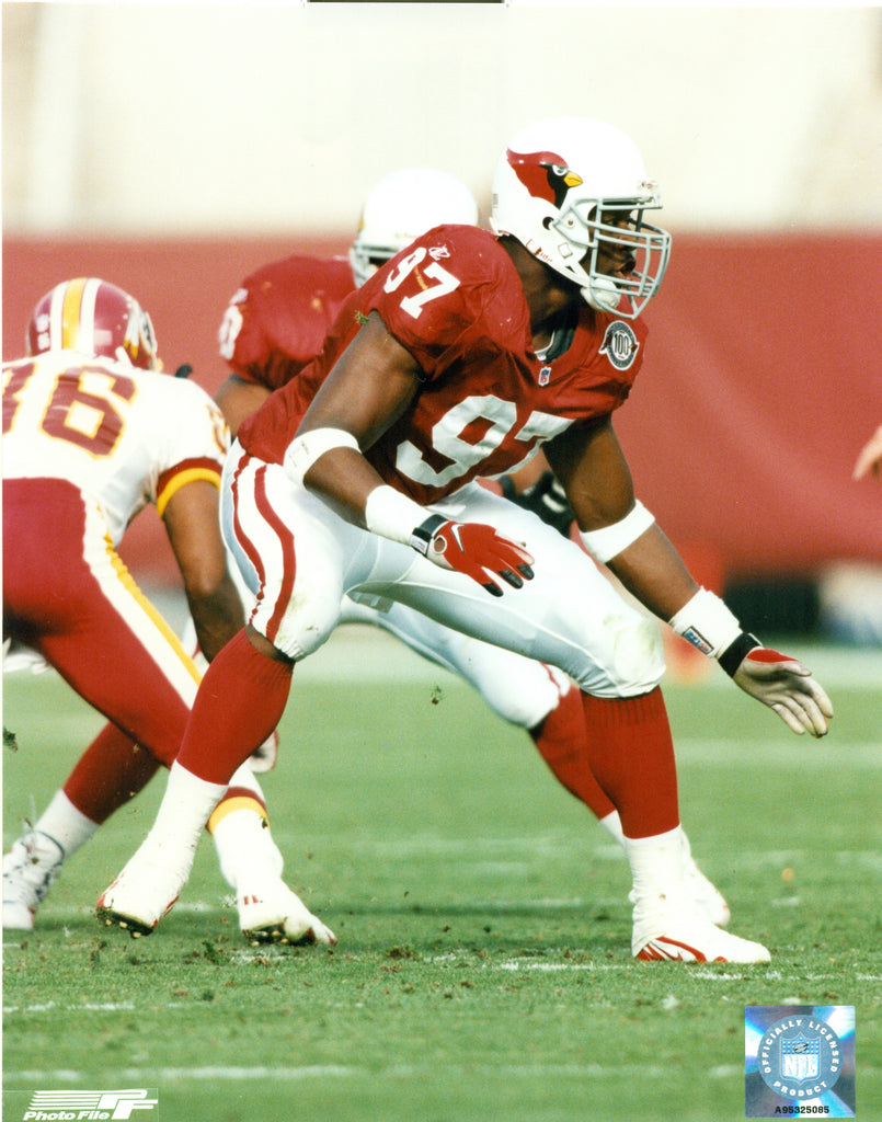 Simeon Rice Arizona Cardinals 8x10 Photograph