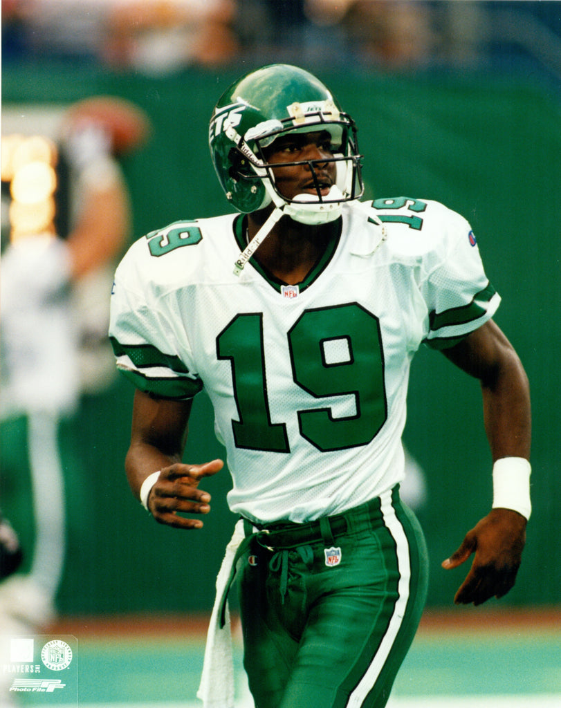 Keyshawn Johnson New York Jets 8x10 Photograph