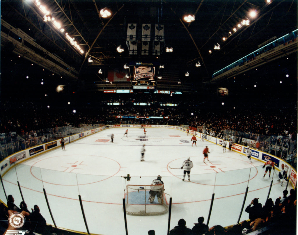 Final Game at Maple Leaf Gardens 8x10 Photograph