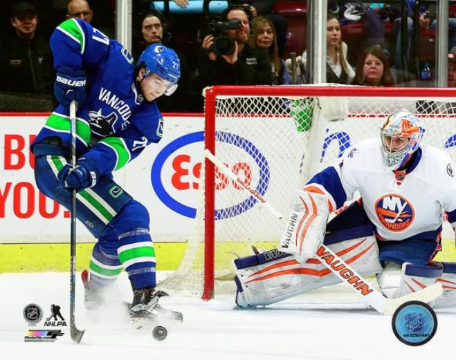 Ben Hutton Vancouver Canucks 8x10 Photo