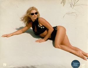 Sable WWF 8x10 Photograph