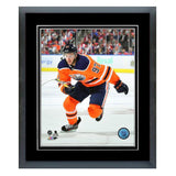 Connor McDavid Edmonton Oilers Framed 11x14 Photo