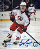 Ryan Murray Columbus Blue Jackets Autographed 8x10 Photo