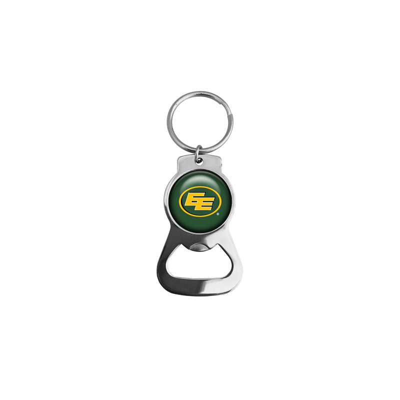Edmonton Eskimos Bottle Opener Key Chain