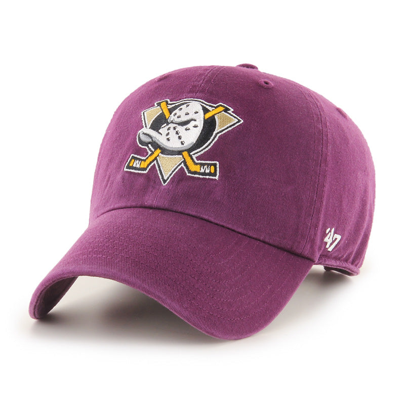Anaheim Ducks '47 Clean Up Cap