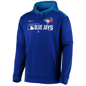 Toronto Blue Jays Authentic Collection Team Distinction Hoodie