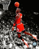 Michael Jordan Chicago Bulls 8x10 Photograph