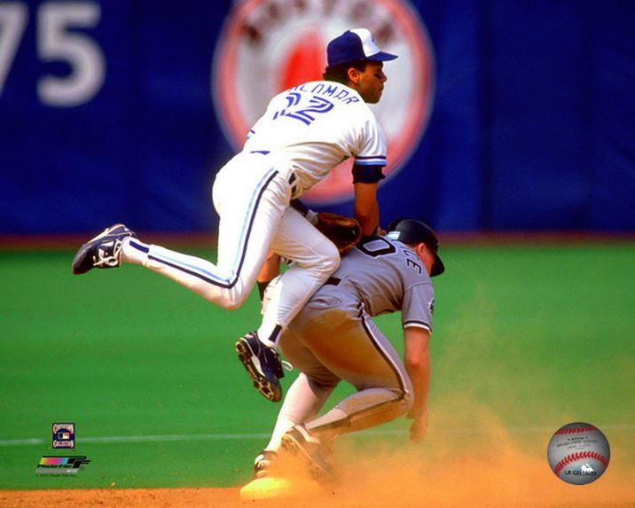 Roberto Alomar Toronto Blue Jays 8x10 Photo