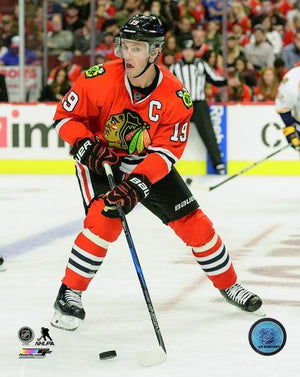 Jonathan Toews Chicago Blackhawks 8x10 Photograph