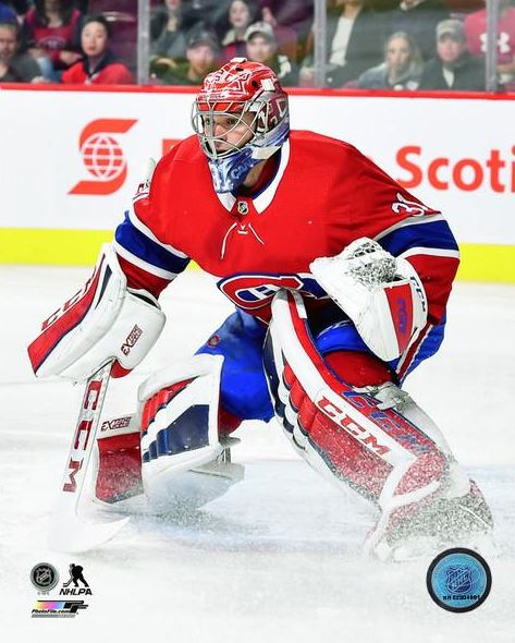 Carey Price Montreal Canadiens 8x10 Photograph