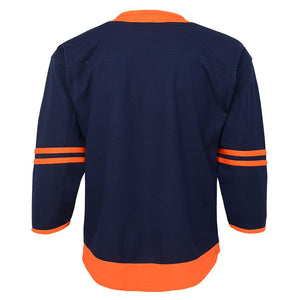 Edmonton Oilers Toddler Alternate Replica Jersey
