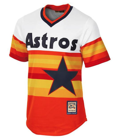 Nolan Ryan Houston Astros Cooperstown Jersey