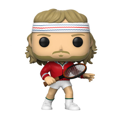 Bjorn Borg TENNIS LEGENDS Funko Pop!
