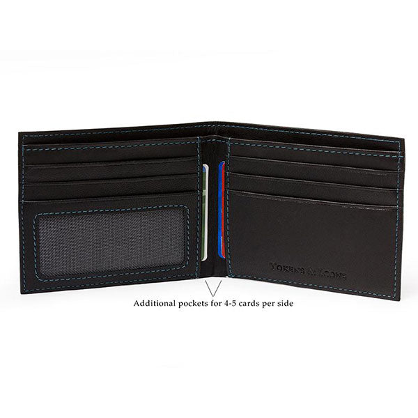 Toronto Maple Leafs Game Used Uniform Wallet