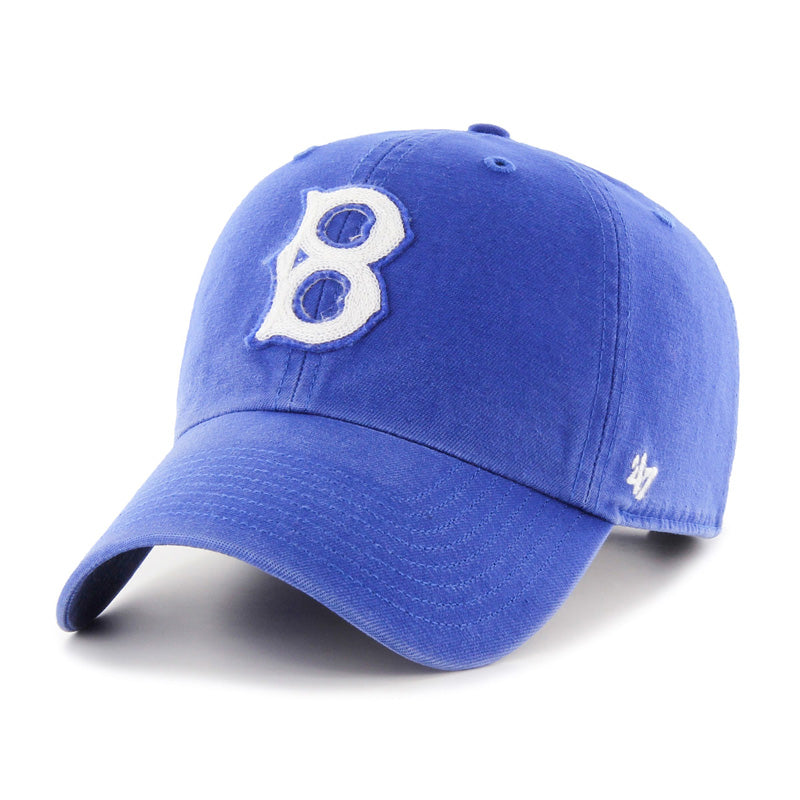 Brooklyn Dodgers McLean '47 Clean Up Cap