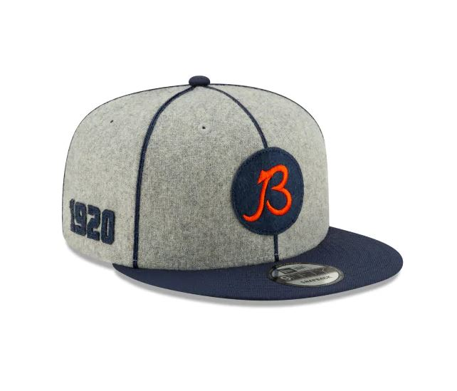 Chicago Bears New Era 9Fifty 2019 NFL Sideline Cap
