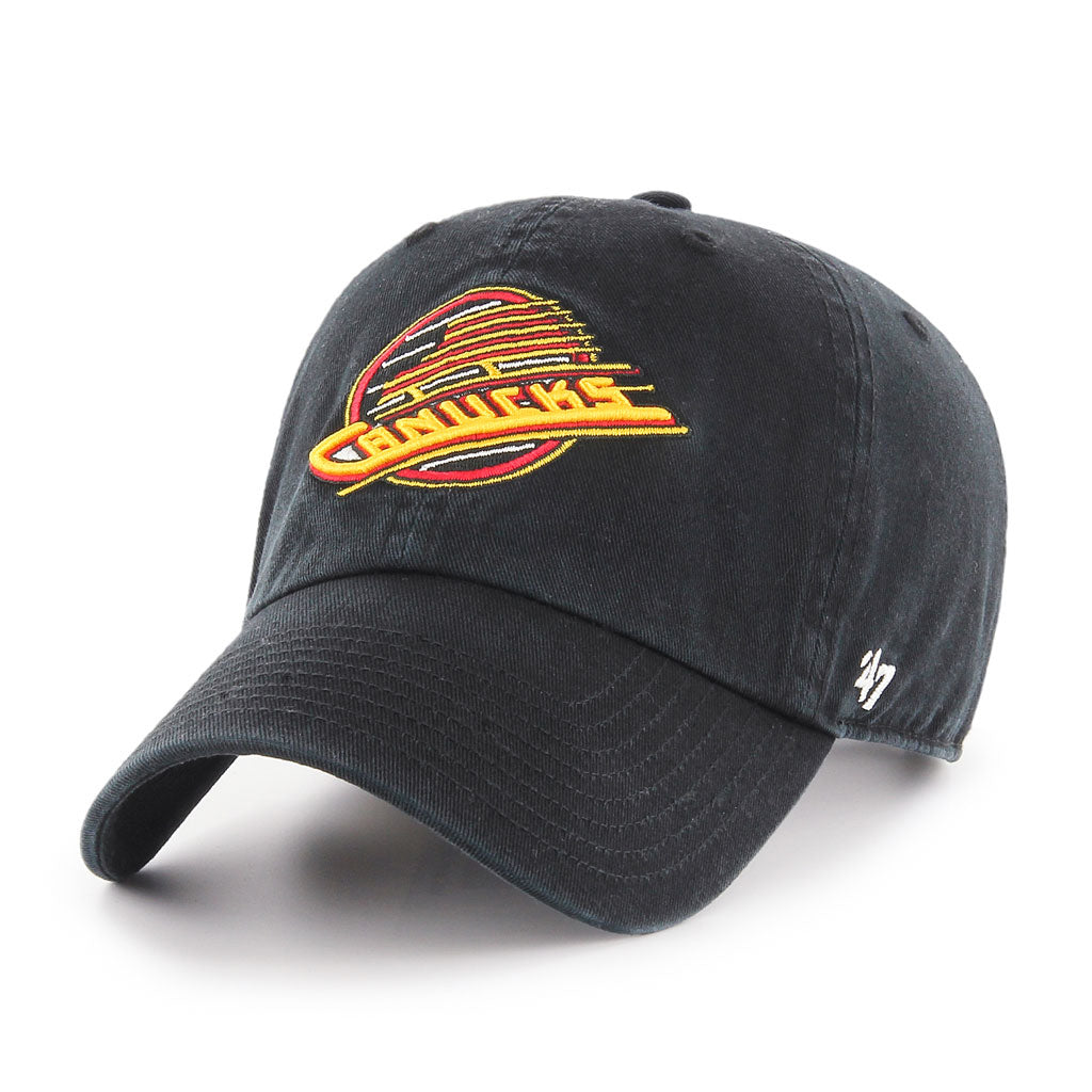 Vancouver Canucks Vintage Skate '47 Clean Up Cap