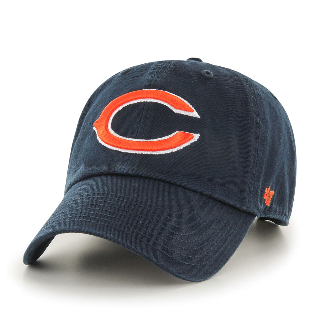 Chicago Bears '47 Clean Up Cap