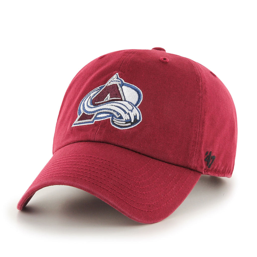 Colorado Avalanche '47 Clean Up Cap