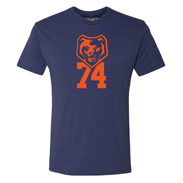 Courage 74 Tri-Blend Tee