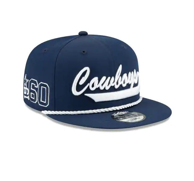 Dallas Cowboys New Era 9Fifty 2019 NFL Sideline Cap