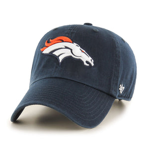 Denver Broncos '47 Clean Up Cap