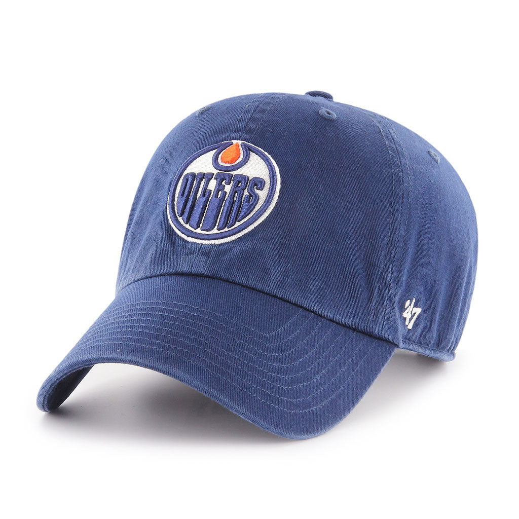 Edmonton Oilers '47 Clean Up Cap