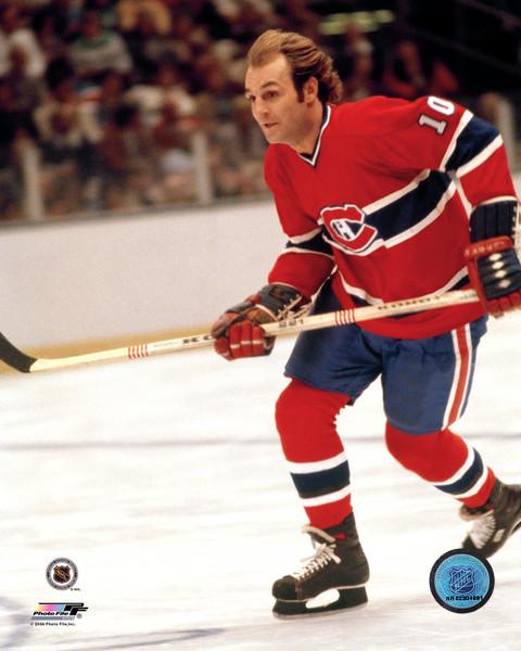 Guy Lafleur Montreal Canadiens 11x14 Photograph