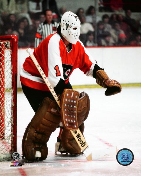 Bernie Parent Philadelphia Flyers 8x10 Photograph