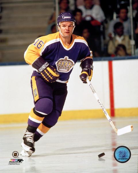 Marcel Dionne Los Angeles Kings 8x10 Photograph