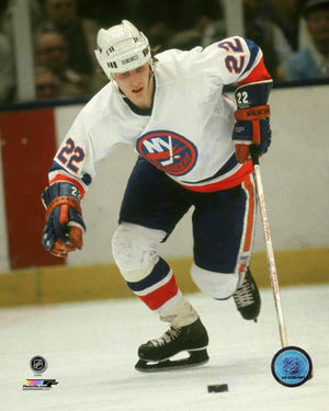 Mike Bossy New York Islanders 11x14 Photograph