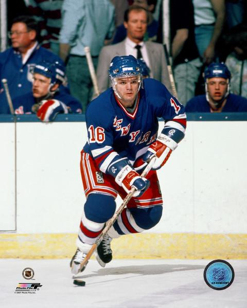 Marcel Dionne New York Rangers 8x10 Photograph
