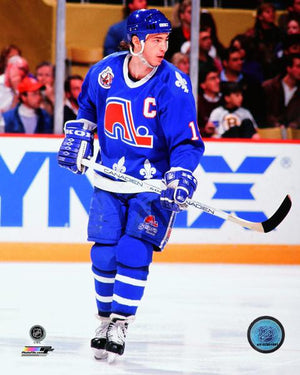 Joe Sakic Quebec Nordiques 8x10 Photograph