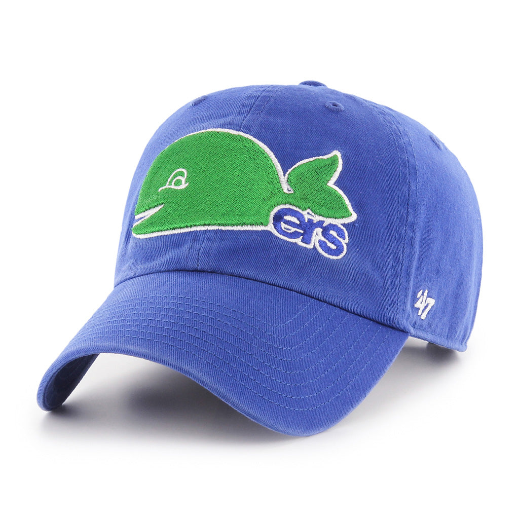 Hartford Whalers '47 Clean Up Cap