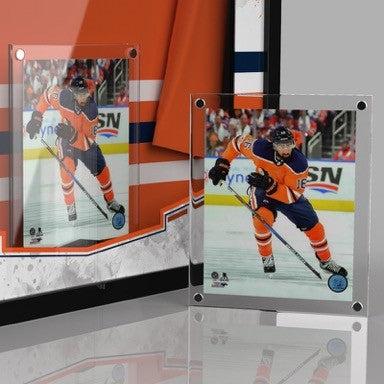 All Star Jersey Show Case Magnetic Photo Frame