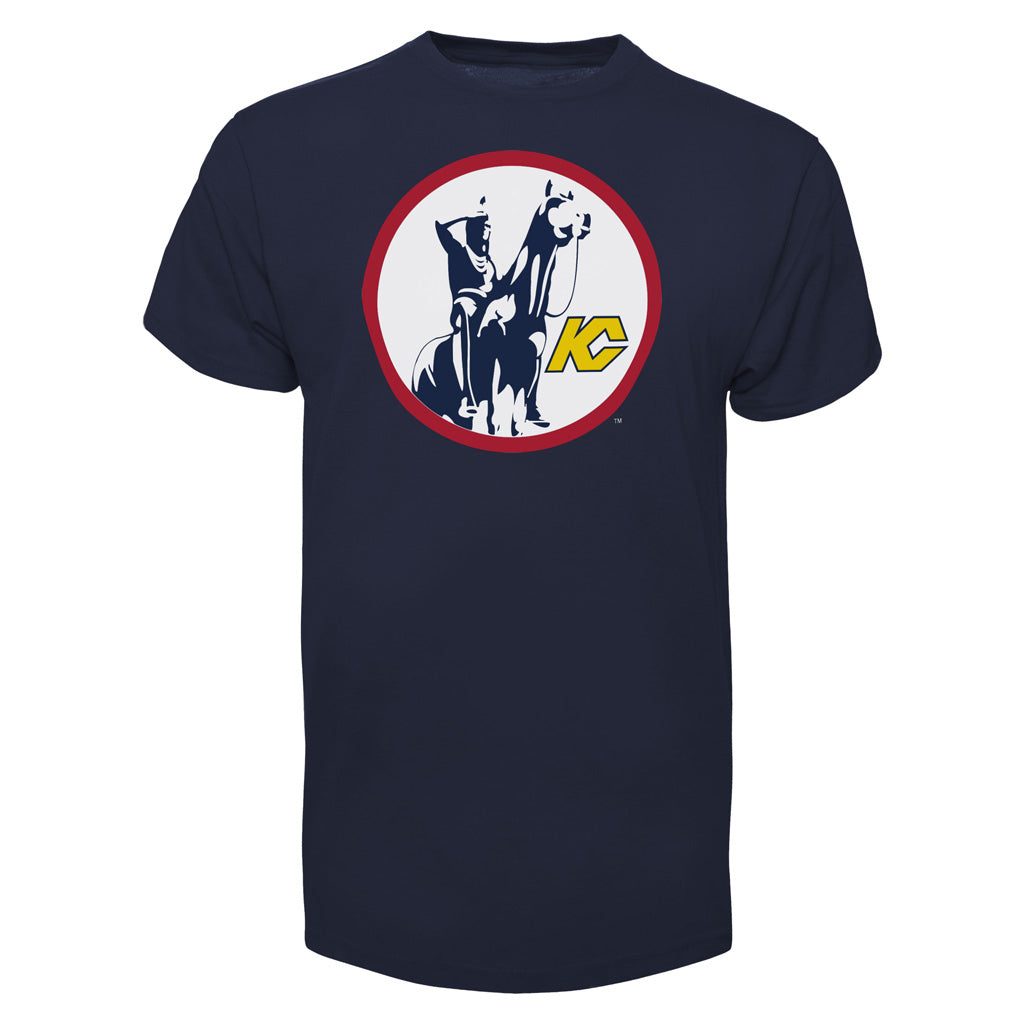 Kansas City Scouts '47 Big Logo Tee