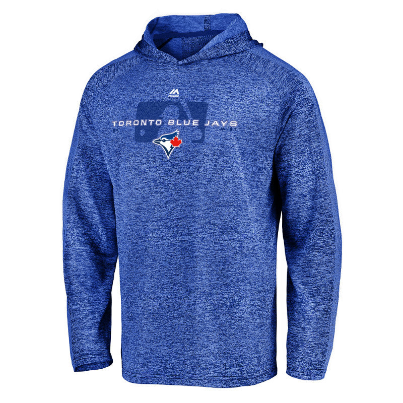 on sale 97ed8 5bb1c Toronto Blue Jays Authentic Collection Ultra-Light Pullover Hoodie