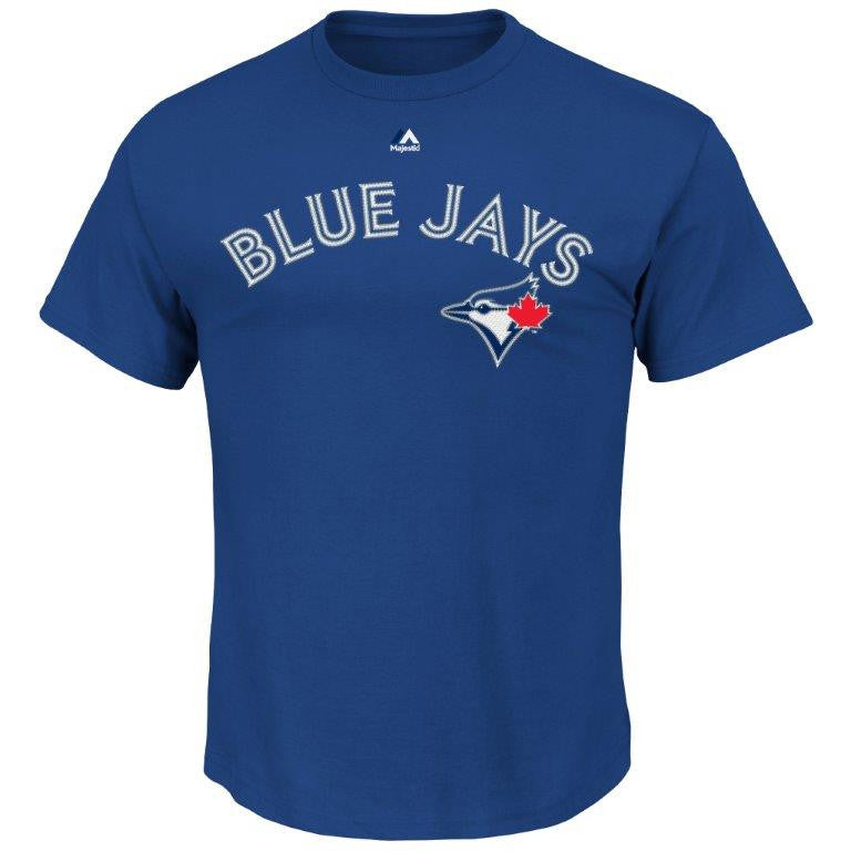Toronto Blue Jays Wordmark Men's T-Shirt