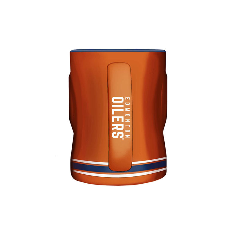Edmonton Oilers 14oz Sculpted Mug