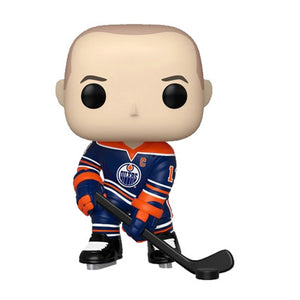 Mark Messier Royal Jersey Edmonton Oilers NHL Funko Pop!